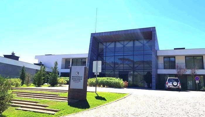 O Monchique Resort & Spa reabriu com gestão da DHM