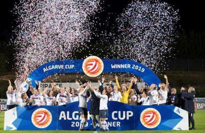 Noruega conquistou o 5º título na Algarve Cup 2019