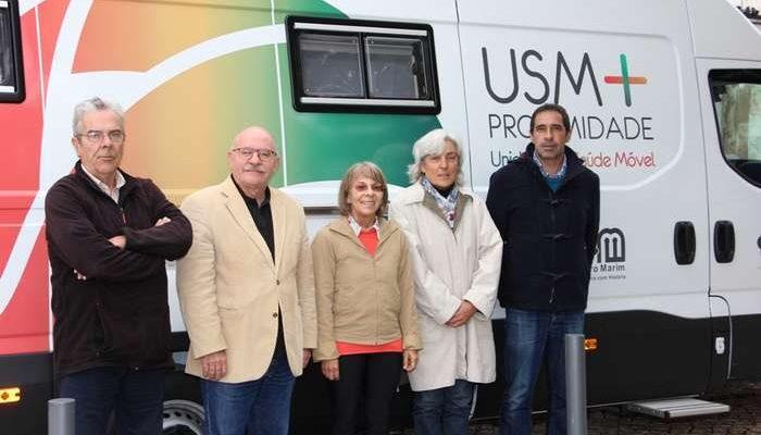 Castro Marim assegura o serviço da Unidade Móvel de Saúde