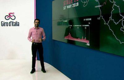 Alberto Contador comenta o Giro d´Itália