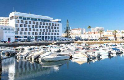 Hotel Eva em Faro palco de experiência Notas de Prova