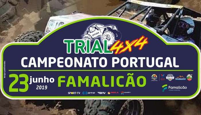 Campeonato Portugal Trial 4x4 em Famalicão