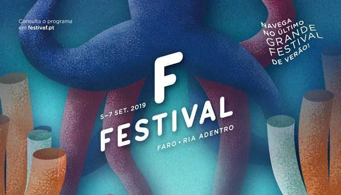 Festival F em Faro anuncia novas parcerias e novidades