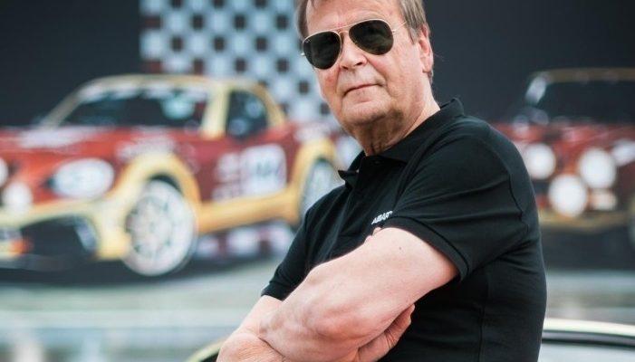 Markku Alen - Caramulo Motorfestival