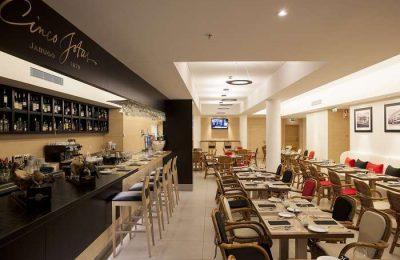 Jantar vínico com o selo Quinta da Alorna no Hotel de Música