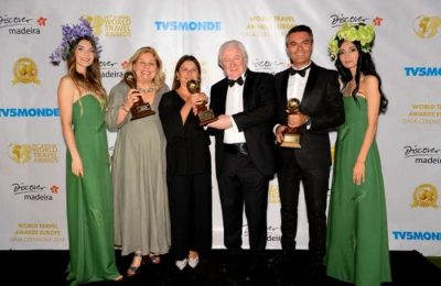 TAP distinguida nos World Travel Awards