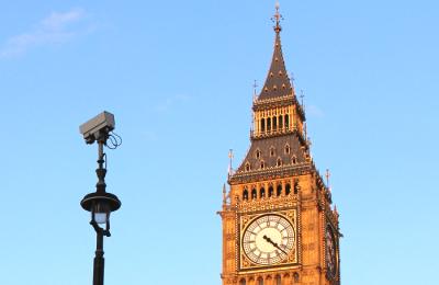 Londres chega ao milhão de câmeras de vigilância em 2025