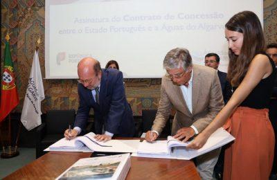 A Águas do Algarve passa a gerir o saneamento de águas