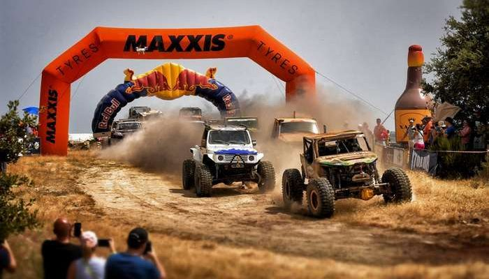 4ª etapa do Campeonato Portugal Trial 4x4