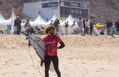 Competição ao rubro no Santa Cruz Ocean Spirit