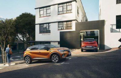 A Renault vai comercializar o novo CAPTUR na China