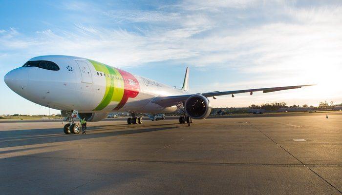"""A TAP batizou hoje o novo Airbus A330neo com a matrícula CS-TUA, com o nome """"D. Maria I"""", em homenagem a uma das grandes rainhas de Portugal."""