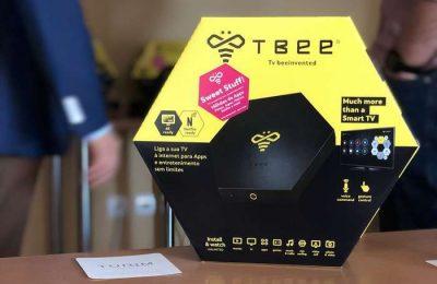 Chegou o TBee Player um novo serviço de televisão