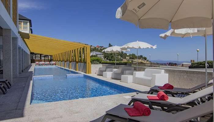 Luna Hotel Serra da Estrela tem nova piscina