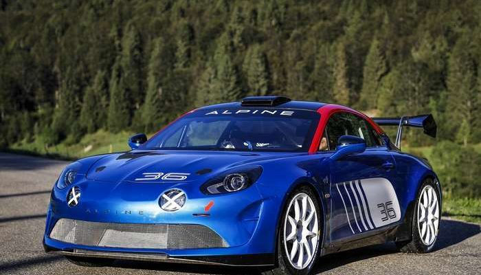 O Alpine A110 Rally despertou a curiosidade e o interesse de equipas, pilotos e entusiastas do automobilismo.Projetado e desenvolvido pela estrutura da Signatech