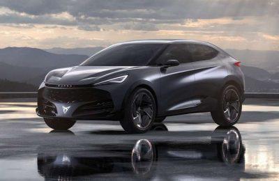 CUPRA Tavascan Concept 100% elétrico