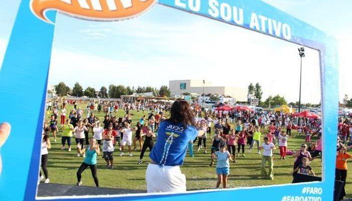 Programa Faro Ativo assinala o inicio do ano desportivo