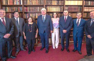 Luís Menezes Leitão formalizou a candidatura à OA