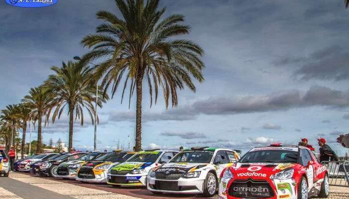 Rallye Casinos do Algarve na estrada este fim de semana
