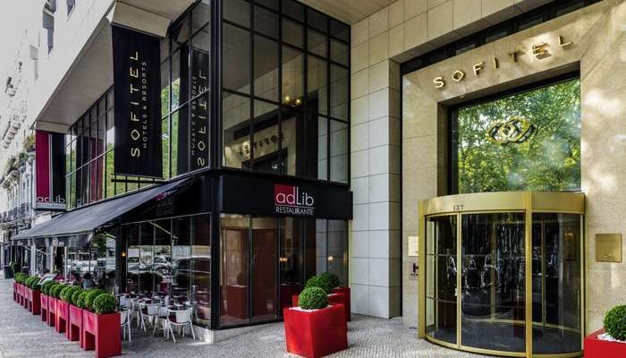 Sofitel Lisbon distinguido nos World Luxury Hotel Awards