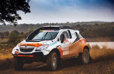 Team Consilcar na Baja Portalegre 500