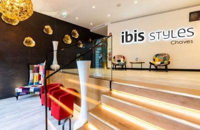 Já abriu o ibis Styles Grande Hotel de Chaves