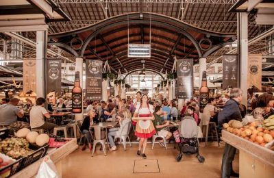 Festa de aniversário do Mercado de Campo de Ourique