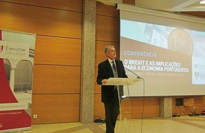 ISEG - O impacto do Brexit economia portuguesa