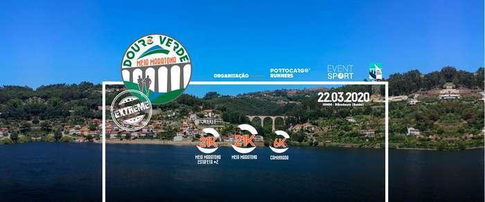 Meia Maratona Douro Verde a 22 de Março no Ribadouro