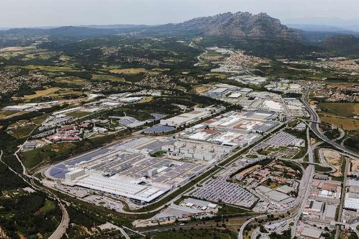 Trabalham hoje na fábrica da Martorell mais de 7.900 trabalhadores