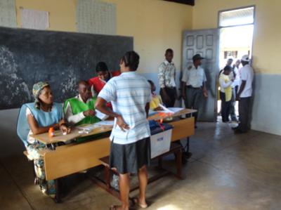 moçambique - eleições