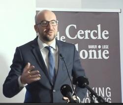 Charles Michel primeiro ministro Belga f