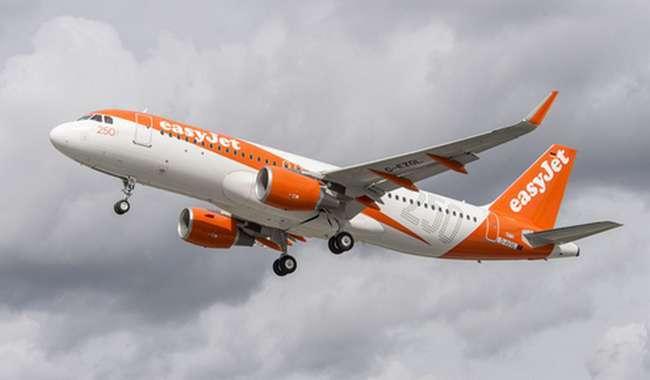 easyJet encerrou Janeiro com mais 7,5% de passageiros transportados