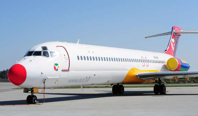 Danish Air Transport liga Billund, na Dinamarca a Porto Santo