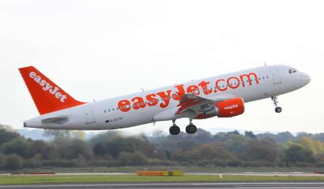 easyJet lança desconto de 20% para rotas Europeias