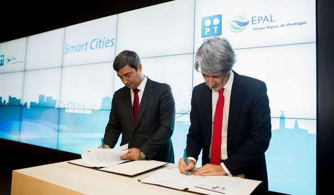 PT e EPAL celebram parceria para promover Smart Cities