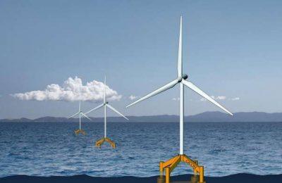 Repsol aliena parques eólicos no Reino Unido a Grupo Chinês!