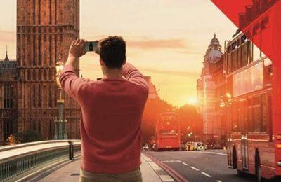 Vodafone elimina tarifas de roaming na Europa!