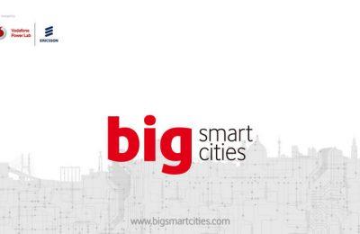 Vodafone e Ericsson promovem a 4.ª edição do BIG smart cities