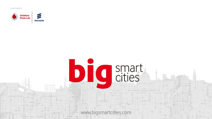 Vodafone e Ericsson promovem a 4.ª edição do BIG smart cities