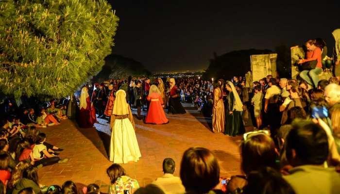 O Castelo de S.Jorge associa-se à Noite dos Museus