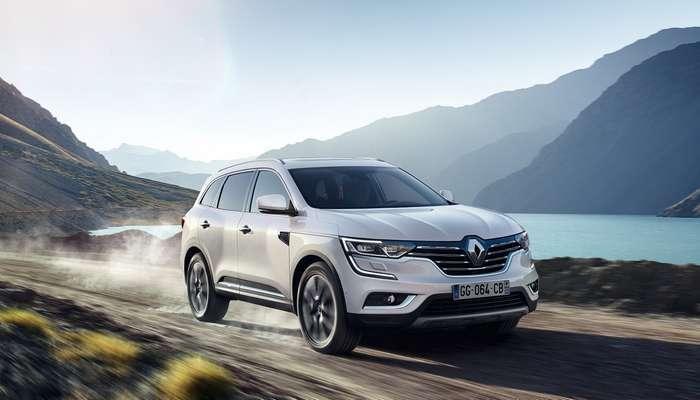 A Renault apresenta no Sação de Pequim o Novo KOLEOS