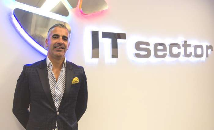 Renato Oliveira CEO ITSector