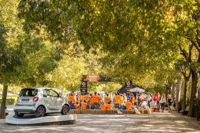 Corrida de carrinhos de rolamentos em Lisboa e Gaia