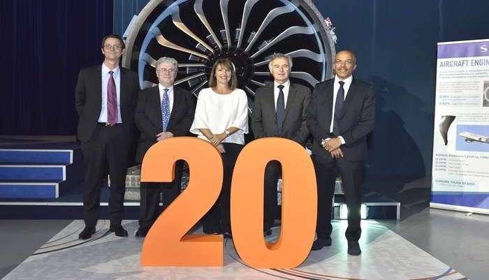 easyJet e CFM celebram o 20º aniversário