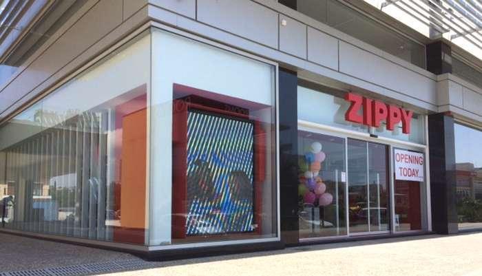 Aberta a primeira loja Zippy no Chipre