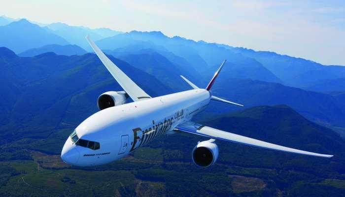 Emirates lança o sétimo vôo diário para Bangkok