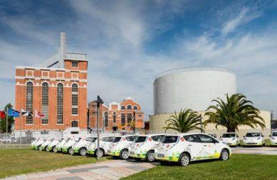 EDP adquiriu 25 Nissan LEAF