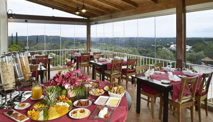 Jantar Vínico no Hotel Quinta do Marco em Tavira