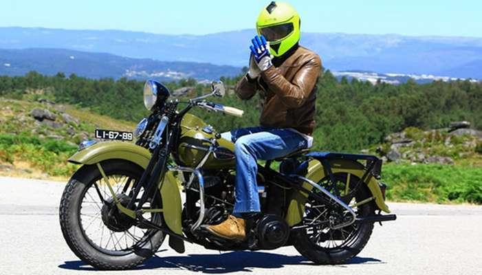 """VI Rider """"Passeio de Motos Clássicas do Caramulo"""" - crd_museu_do_caramulo"""